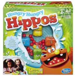 Hasbro - Gra zręcznościowa - Głodne Hipcie 98936