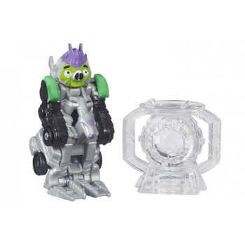Angry Birds Transformers Megatron + telepod A8455