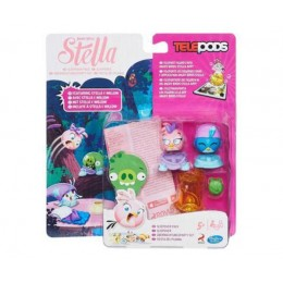 Angry Birds Stella Telepods A8885 Dwupak