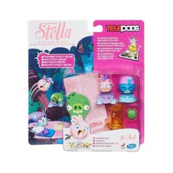 Angry Birds Stella Telepods A8885 Dwupak