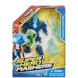 HASBRO MARVEL SUPER HERO MARVEL'S ELECTRO A9831