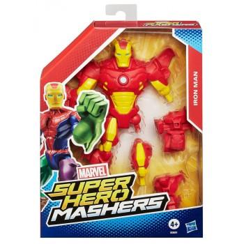 HASBRO MARVEL SUPER HERO MASHERS IRON MAN B0691