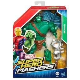HASBRO MARVEL SUPER HERO MASHERS SKAAR B0693