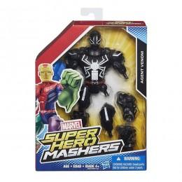 HASBRO MARVEL SUPER HERO MASHERS AGENT VENOM B0872