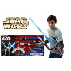 Hasbro Star Wars B2949 Miecz Świetlny Jedi - 100 kombinacji