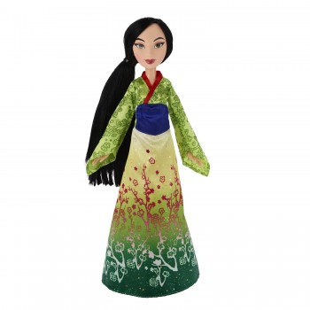 Hasbro DISNEY Lalka Księżniczka Mulan B5827