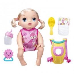 Hasbro B6048 Lalka Baby Alive - Raczkujący Maluszek