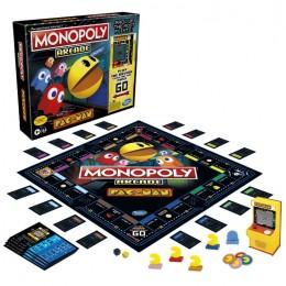 Hasbro – Gra Monopoly Arcade Pac-Man – E7030