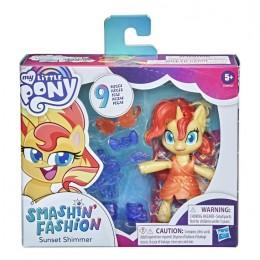 Hasbro – My Little Pony – Smashion Fashion – Sunset Shimmer kucyk do przebierania – F1759