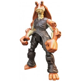 HASBRO STAR WARS HERO MASHERS - Jar Jar Binks B3663