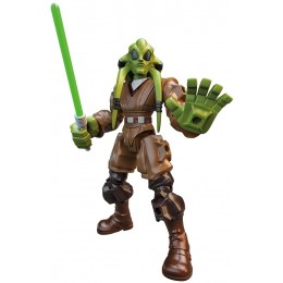 HASBRO STAR WARS HERO MASHERS - Kit Fisto B3658
