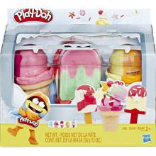 Ciastolina Play-Doh – Zamrażarka z lodami - E6642