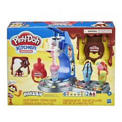 Ciastolina Play-Doh – Tęczowa lodziarnia - E6688