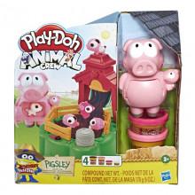 Ciastolina Play-Doh – Błotne świnki na farmie - E6723