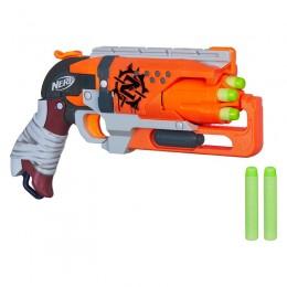 NERF A4325 Zombie Strike - wyrzutnia Hammershot