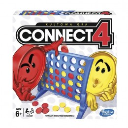 Hasbro A5640 Gra logiczna CONNECT 4
