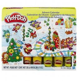 Hasbro Ciastolina Play-Doh B2199 - Kalendarz adwentowy