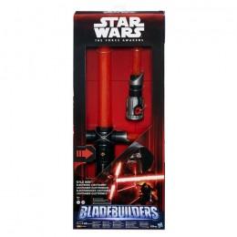 Hasbro Star Wars B2948 Miecz Świetlny Kylo Rena czerwony