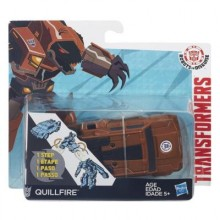 Hasbro Transformers Robots in disguise - QUILLFIRE B4653