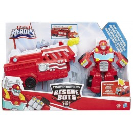 Transformers B4952 Rescue Bots - Hook&Ladder Heatwave