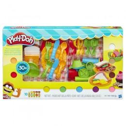 Ciastolina Play-Doh - Zestaw piknikowy - 10 tubek B6377