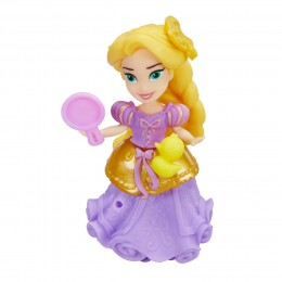 Hasbro B7155 Księżniczki Disneya - Mini laleczka Roszpunka