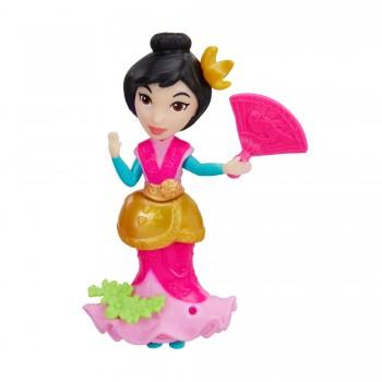 Hasbro B7156 Księżniczki Disneya - Mini laleczka Mulan