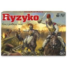 Hasbro – Gra strategiczna – Ryzyko B7404