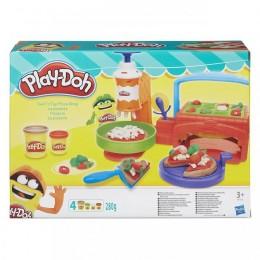 Ciastolina Play-Doh - Zestaw Pizzeria - 280g B7418