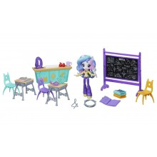My Little Pony Equestria Girls Minis B8824 - Lekcja z Celestią