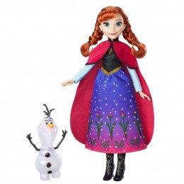 Hasbro B9200 Disney Kraina Lodu - Zorza polarna: Anna i Olaf