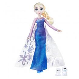Hasbro B9201 Disney Kraina Lodu - Zorza polarna: Elsa i bałwanki