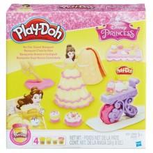 Hasbro Ciastolina Play-Doh - Disney - Bankiet Belli B9406