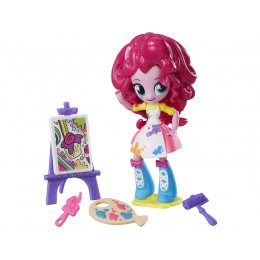 My Little Pony Equestria Girls Minis B9472 - Lekcja malarstwa Pinkie Pie