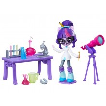 My Little Pony Equestria Girls Minis B9483 - Nauki ścisłe z Twilight Sparkle