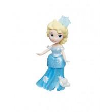 Hasbro Kraina Lodu Frozen - Mini laleczka Elsa C1096 B9877