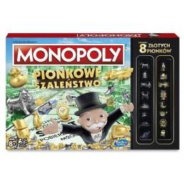 Hasbro - Monopoly Pionkowe Szaleństwo - C0087
