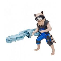 Strażnicy Galaktyki - Figurka Rocket Raccoon - Marvel Titan Hero - C0310