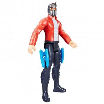 Strażnicy Galaktyki - Figurka Star - Lord - Marvel Titan Hero - C0311