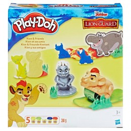 Ciastolina C0392 Play-Doh - Król Lew i przyjaciele