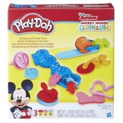 Ciastolina C0393 Play-Doh - Myszka Miki i przyjaciele