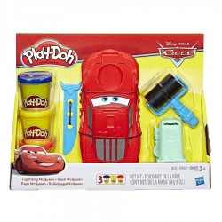 Ciastolina C1043 Play-Doh - Zygzak McQueen