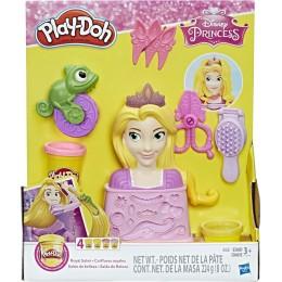 Ciastolina C1044 Play-Doh - Salon fryzjerski Roszpunki