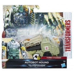 TRANSFORMERS C1314 Turbo Changer - Autobot Hound