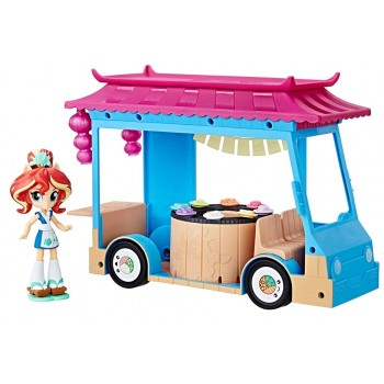 My Little Pony Equestria Girls C1840 - Sushi Truck Sunset Shimmer