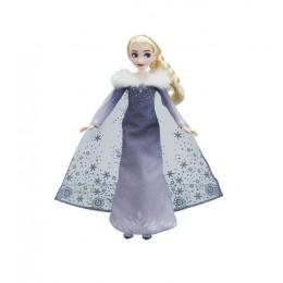 Hasbro Disney C2539 Śpiewająca Elsa - lalka - Przygoda Olafa