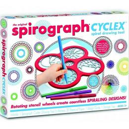 Hasbro - Spirograf Cyclex - Zestaw do rysowania CLG01000