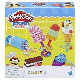 Ciastolina Play-Doh Kitchen Creations - Lodowe smakołyki - E0042
