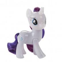 Hasbro My Little Pony E0687 Świecące kopytka - jednorożec Rarity
