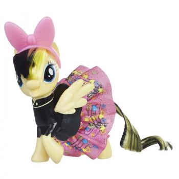 My Little Pony: Film - Kucyk Songbird Serenade - Wirująca sukienka E0186 E0690